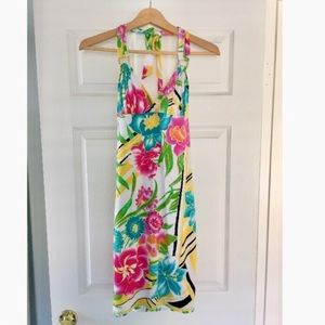 🌻Cache tropical dress🌻